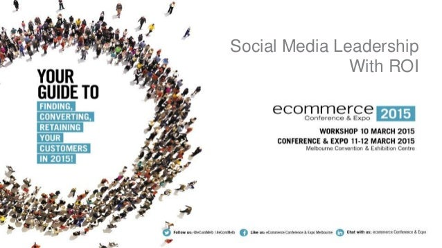 Social Media Leadership With ROI