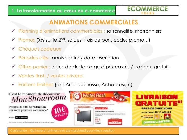 Ecommerce folks optimiser et animer votre site marchand - Code promo rue du commerce frais de port gratuit ...