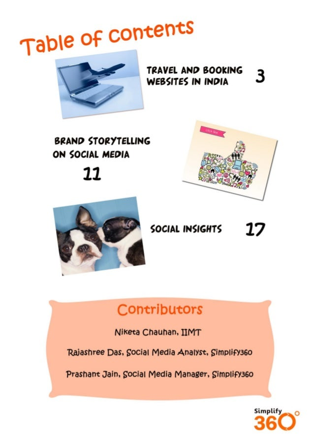 Social Media Performance Quotient of eCommerce Brands in India