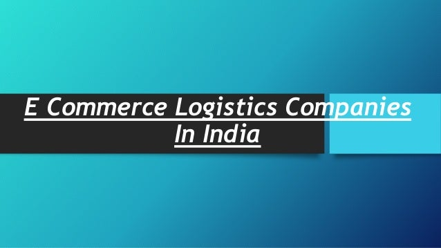 E-commerce, still the next big thing in India