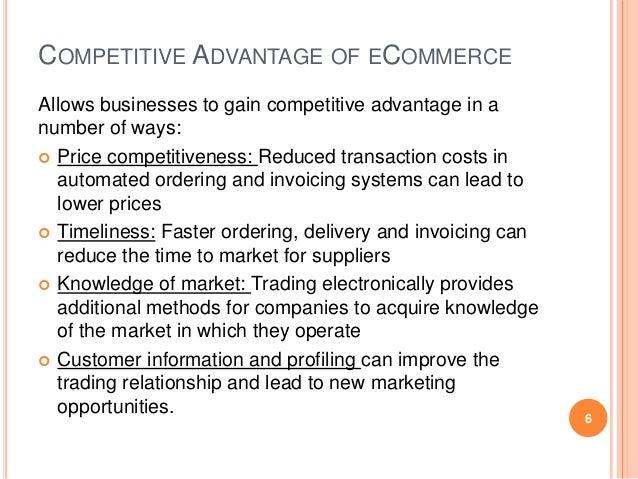 advantages of market research pdf