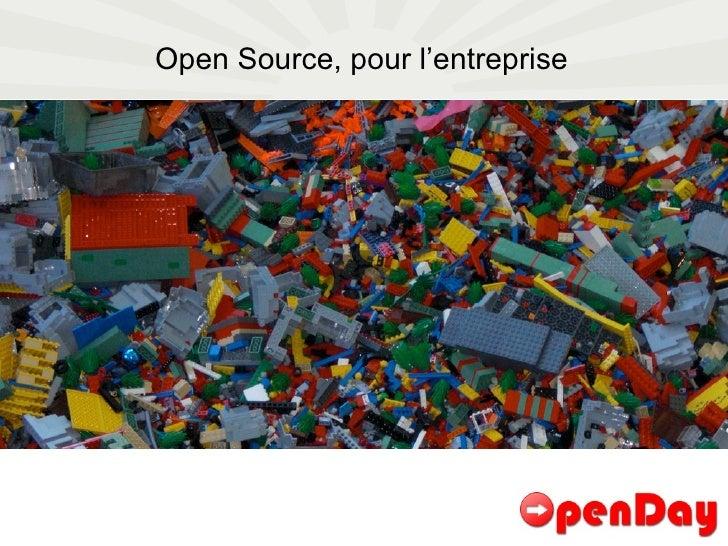 Open Source, pour l'entreprise