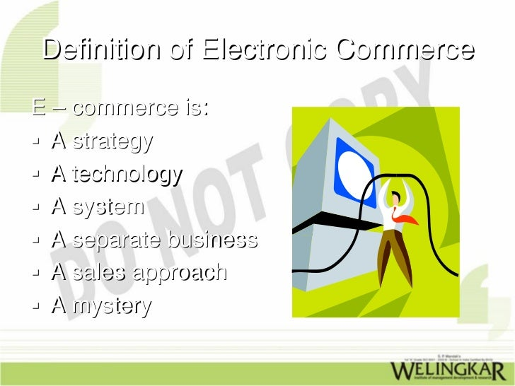 an introduction to marketing strategy and e commerce in a rapid technology development world Ebay case study  e-commerce and ebay: global e-commerce sales will hit  public online consumption rapid development of high-speed network service.