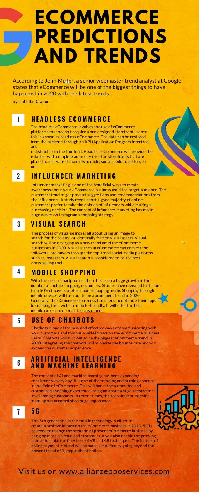 1 H E A D L E S S E C O M M E R C E The headless eCommerce involves the use of eCommerce platforms that needn't require a ...
