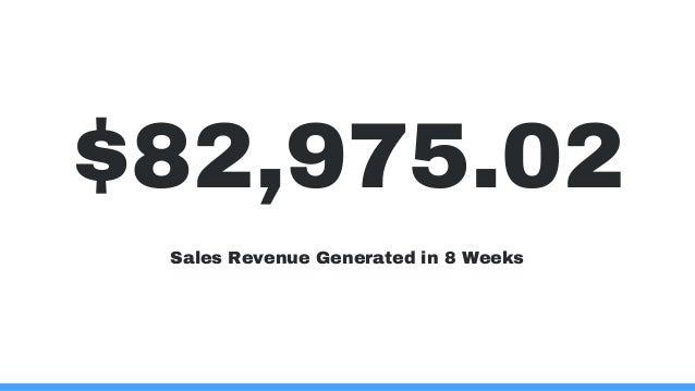 Screenshot of WooCommerce Sales Report in Phase 1 Partner is Pleased