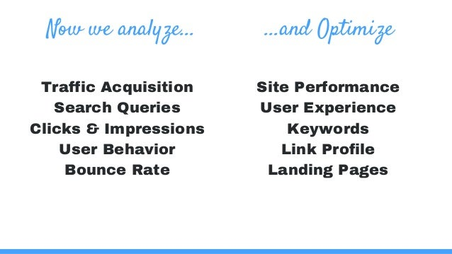 Keywords consistently outrank competitor sites