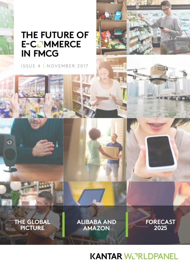 The Future of eCommerce en FMCG (Fast Moving Consumer Goods