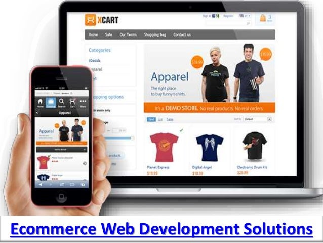 E commerce web solutions in seattle usa for E commerce websites