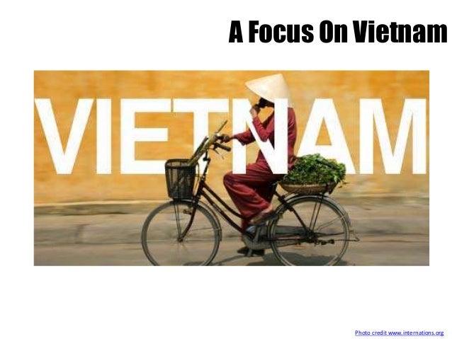 A Focus On Vietnam  Photo credit www.internations.org
