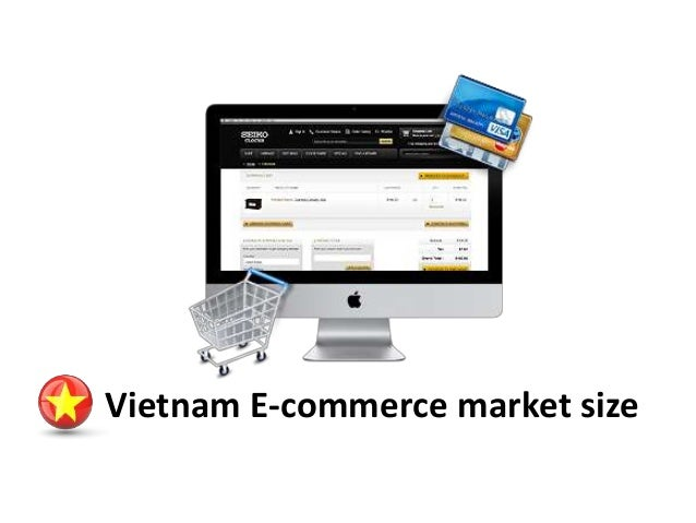 Vietnam E-commerce market size