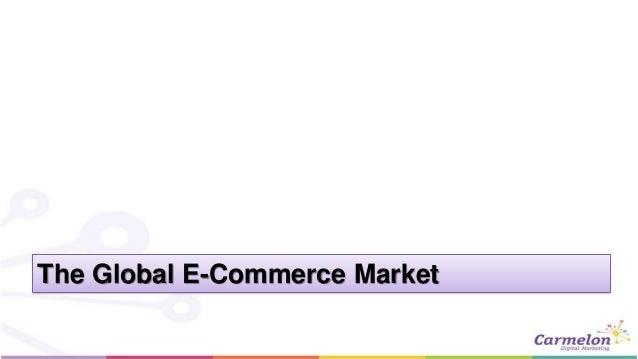 The Global E-Commerce Market