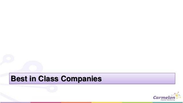 Best in Class Companies