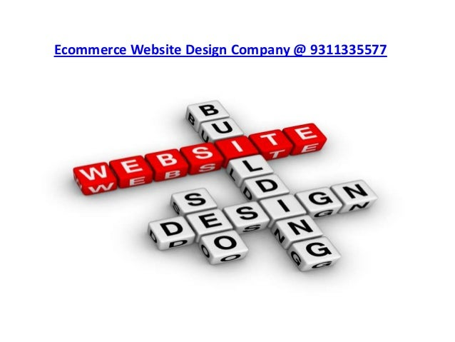 Ecommerce Website Design Company @ 9311335577