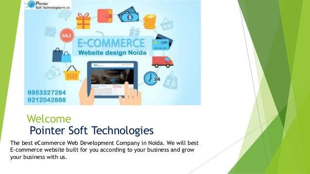 Ecommerce web development company in noida