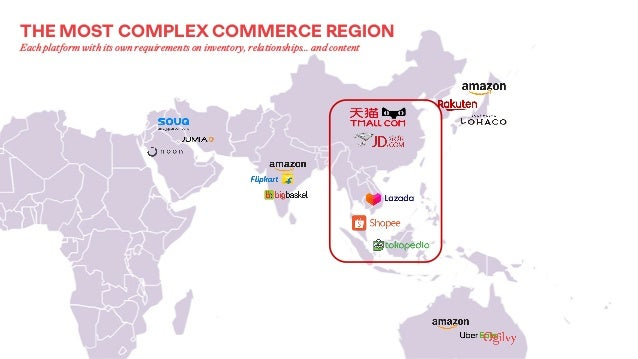 SC Johnson   Ogilvy Consulting THE MOST COMPLEX COMMERCE REGION Each platform with its own requirements on inventory, rela...