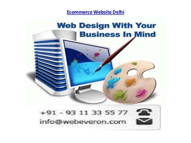 Ecommerce Website Delhi