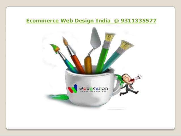 Ecommerce Web Design India @ 9311335577