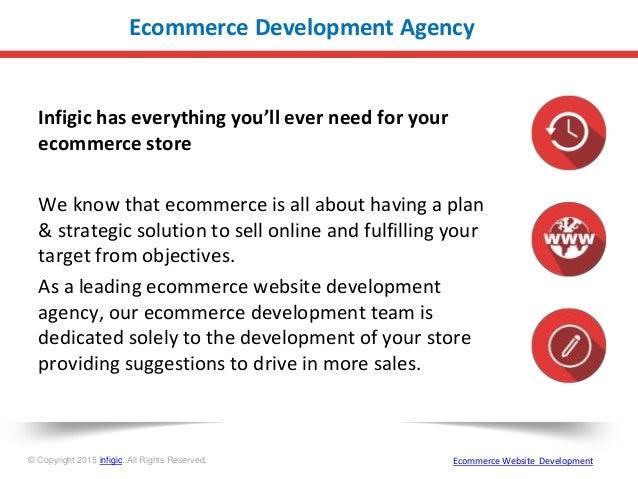Ecommerce website development for you business Slide 3
