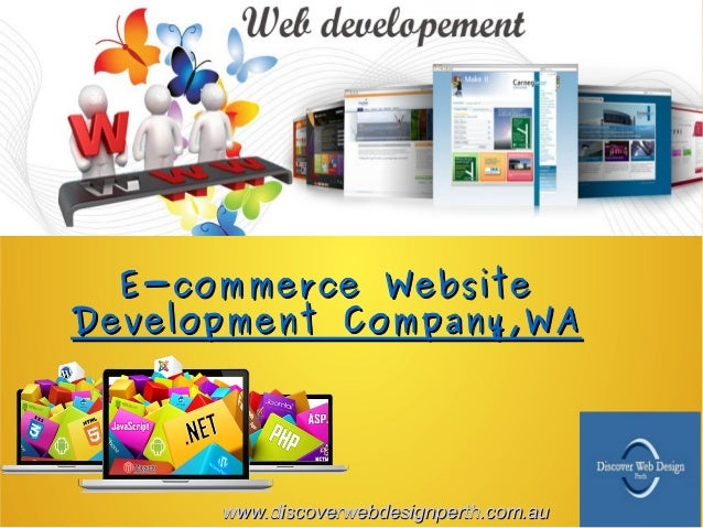 Affordable E Commerce Website Design And Development Agency Perth