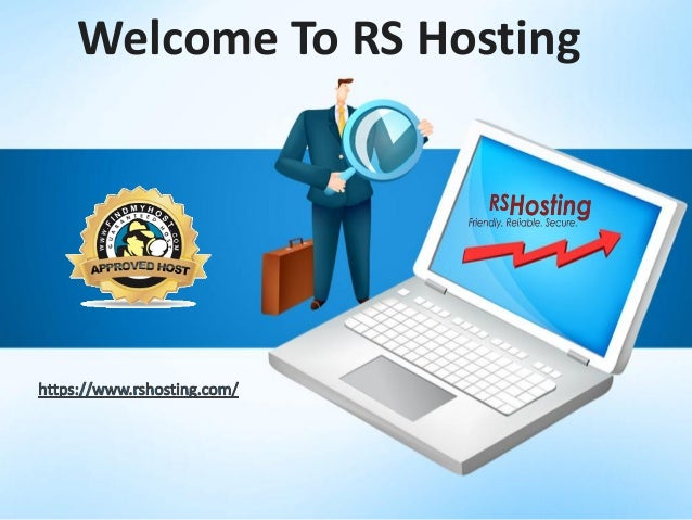 Welcome To RS Hosting
