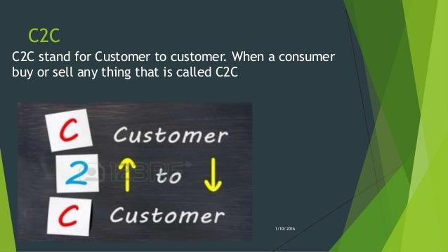 e-commerce (electronic commerce or EC)