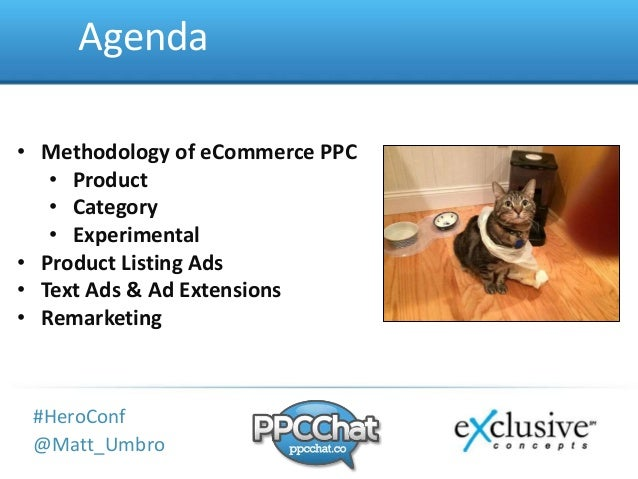 Understanding & Running Profitable eCommerce Campaigns Slide 2