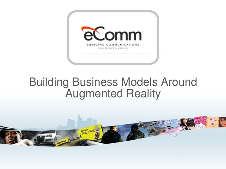 Building Business Models Around Augmented Reality