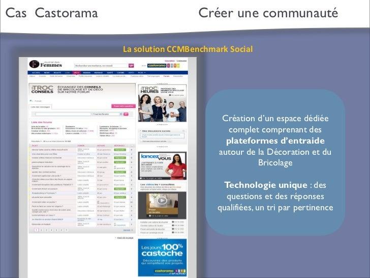 E com 39 newsity presentation de la conference ccm for Lancez vous castorama