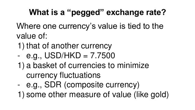Fixed Exchange Rate: Overview, Pros and Cons, and Examples