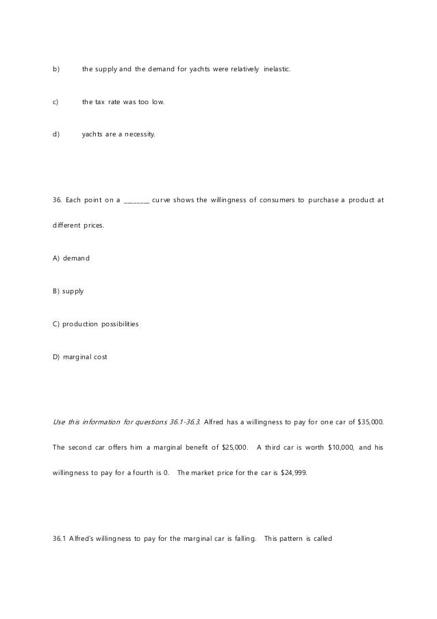 Econ 213 quiz 5 liberty university answers solutions 100