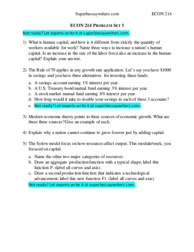 econ 214 exam 2 This section provides information to prepare students for the first midterm exam of the course, including a review of content, practice exams, and exam problems and solutions.