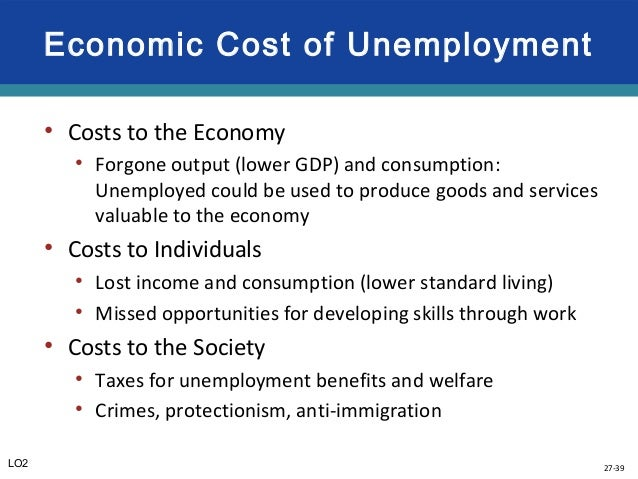 """an argument against the social costs of unemployment The """"complexity argument"""" is the one most often used by all status quo champions """"poverty is inter-generational"""" """"it is impossible to address all the root causes of poverty"""" it is easier to agree to spend money on programs that will help the problem, """"help"""" being one of those weasel words that makes it clear that governments would rather help."""
