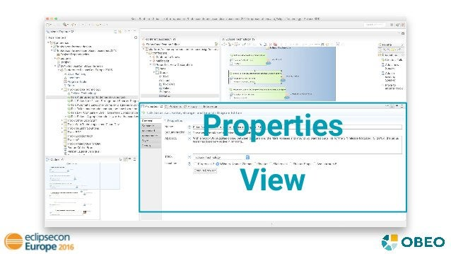 Things we ♡ in Sirius ● Define your properties in the .odesign file