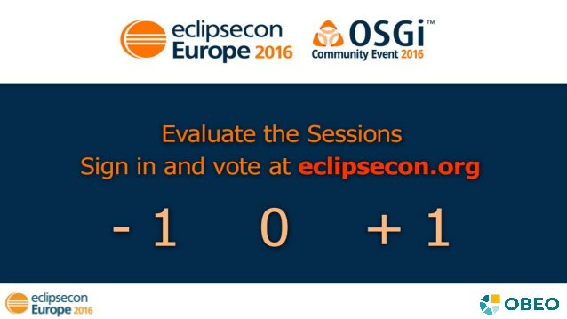 EclipseCon Europe 2016 - Sirius 4.1: Let me Sirius that for you!