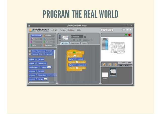 PROGRAM THE REAL WORLD