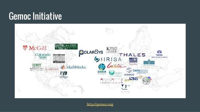 Gemoc Initiative http://gemoc.org