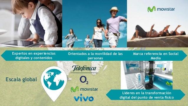 1 Marca referencia en Social Media Orientados a la movilidad de las personas Expertos en experiencias digitales y contenid...