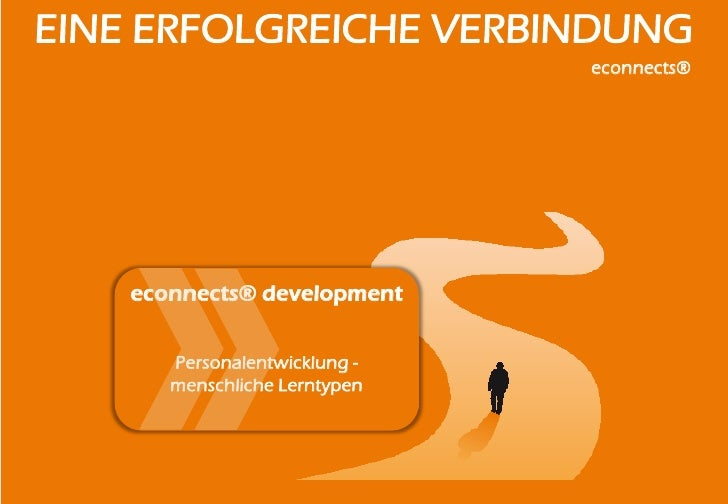EINE ERFOLGREICHE VERBINDUNG                                                               econnects®             econnect...