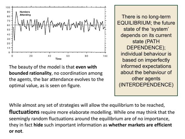 Dialéctica entre el individuo y el colectivo Los econofísicos son capaces de modelizar sistemas con muchos componentes. En...