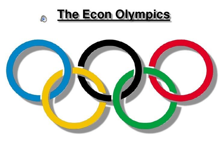 The Econ Olympics