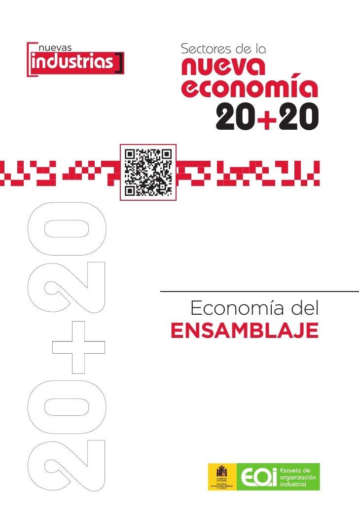 [             Sectores de la nuevasindustrias]   nueva              economía                   20+20               Economí...