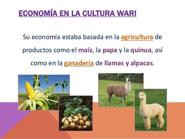 Resultado de imagem para economia wari
