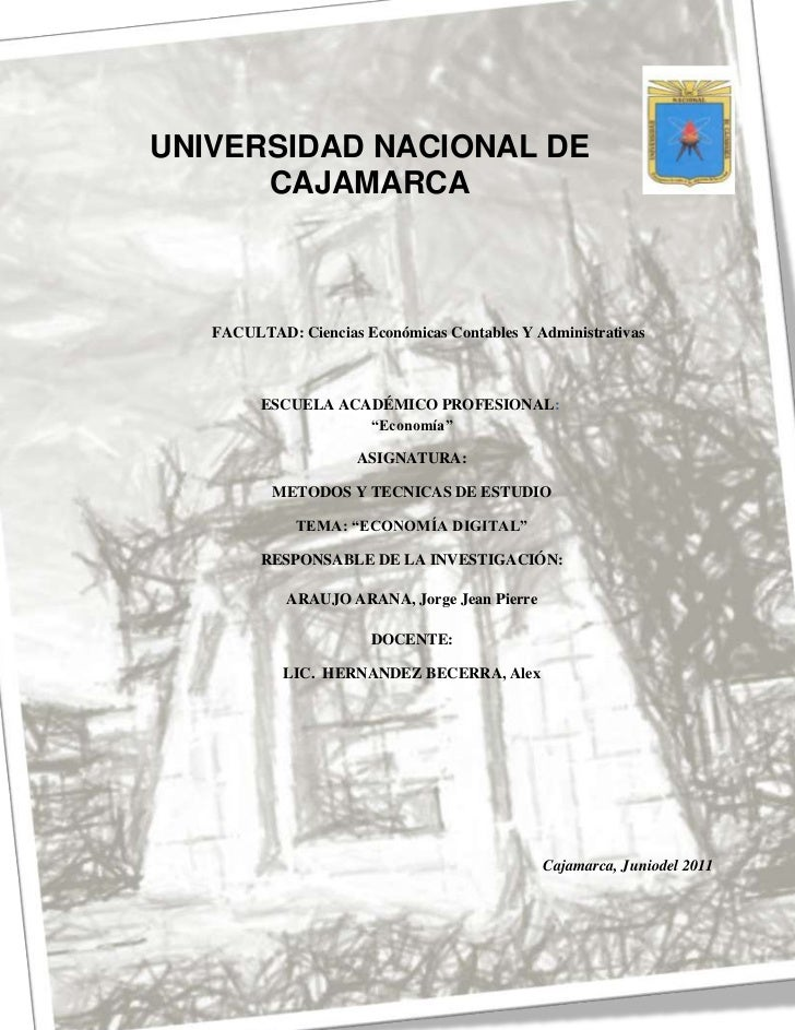 -1140077-769801005201920-258445<br />UNIVERSIDAD NACIONAL DE CAJAMARCA<br />FACULTAD: Ciencias Económicas Contables Y Admi...