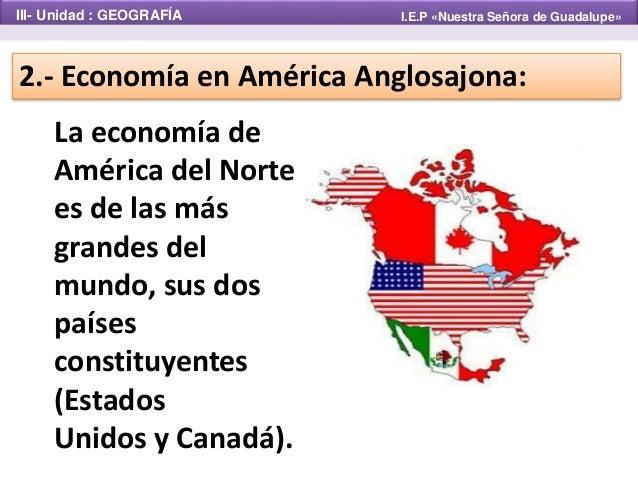Economía en américa