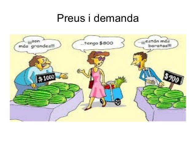 Preus i demanda