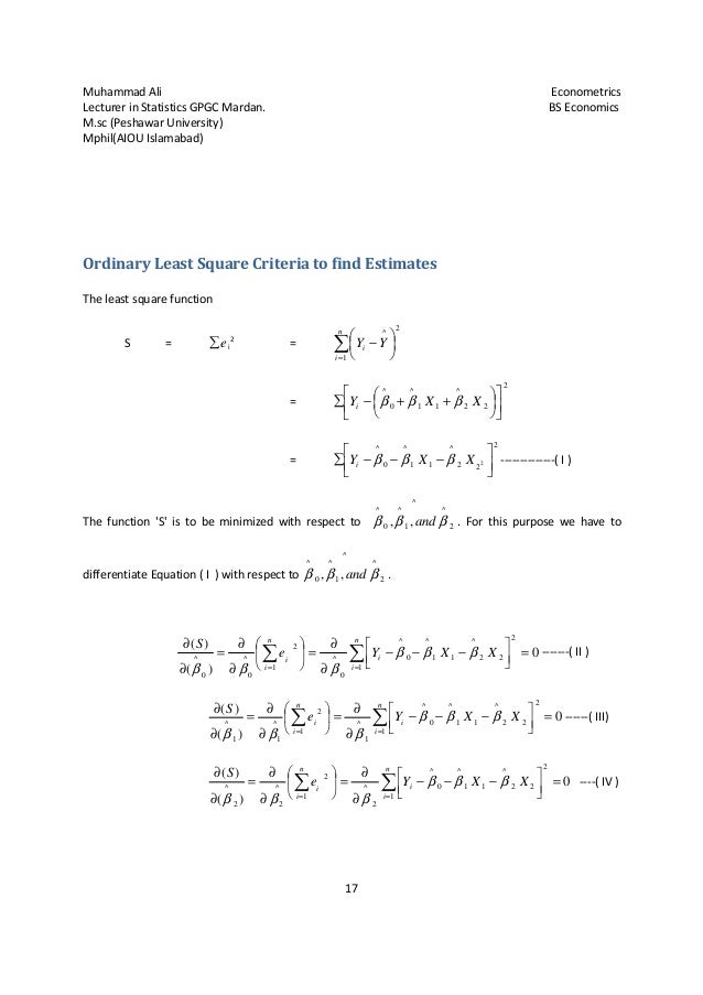 econometrics notes To get just the notes, click on econometricspdf, and then on download, at the upper r of the page, which will download only the pdf links in the pdf point to files here on github, and will open in your browser.