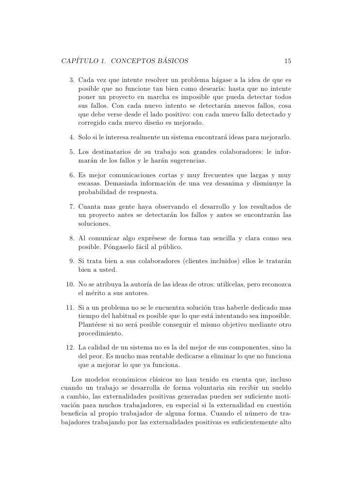 CAP´                   ´   ITULO 1. CONCEPTOS BASICOS                                               15  3. Cada vez que in...