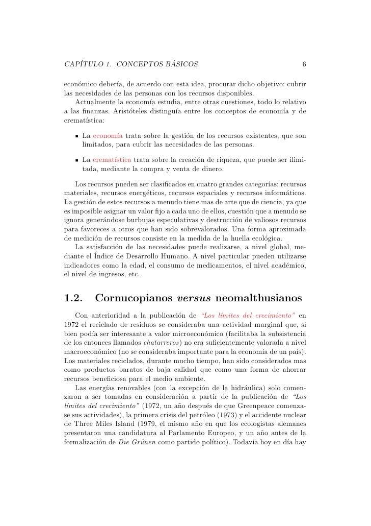 CAP´                   ´   ITULO 1. CONCEPTOS BASICOS                                                   6econ´mico deber´ ...