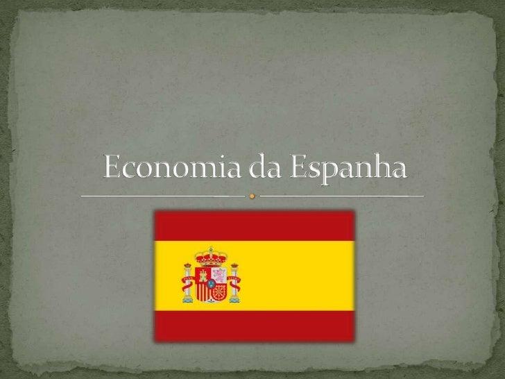 Economia da Espanha<br />
