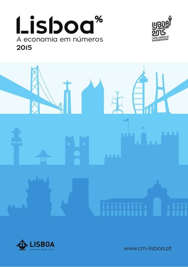 www.cm-lisboa.pt A economia em números